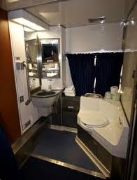 each superliner bedroom on amtrak trains gets its own vanity sink