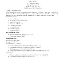 Retail Job Application Template Resume For Sales Assistant No Experience Sample Examples Associate