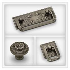 Antique Nickel Cabinet Knobs by Antique Cabinet Hardware Pulls
