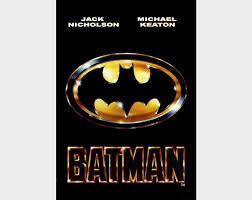 Lastly There Is The Poster For Batman Starring Michael Keaton From 1989 This Probably One Of Most Iconic And Memorable You Could Come