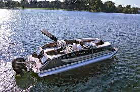 Crest Pontoon Captains Chair by Who U0027s Who A Complete Listing Of The Top Builders Pontoon U0026 Deck