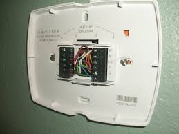 choosing installing and wiring a home thermostat dengarden