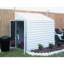 arrow eggshell steel garden shed free shipping today overstock