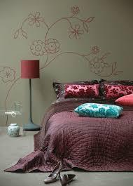 schlafzimmer in lila grau mit bild kaufen 445807