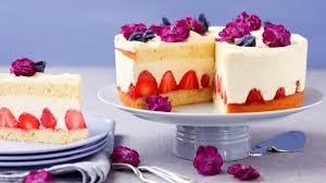 erdbeer vanillecreme torte rezept fini s feinstes