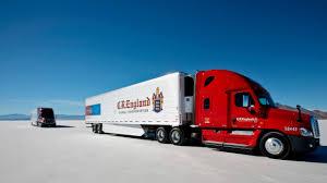 100 Cr England Truck CR Advanced Training