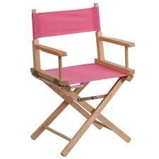 100 Folding Chairs With Arm Rests Flash Furniture Pink Standard Height Directors ChairTYD02PK The