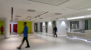 erco beleuchtung für architektur effizientes led licht