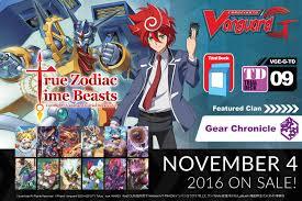 Vanguard Trial Deck 1 by Cardfight Vanguard G Trial Deck Vol 9 True Zodiac Time Beasts