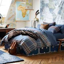 ryder plaid deluxe comforter set with comforter set
