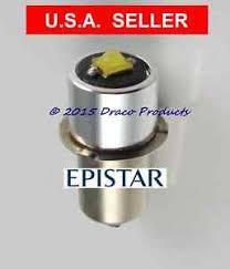 epistar led bulb 1 watt bulb for 12v panasonic torch flashlight