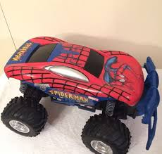TYCO MONSTER JAM SPIDER-MAN RC CAR TRUCK Without Remote #Tyco ... Alaide Australia May 02 2016an Isolated Shot Of An Unopened Kid Car Racing Power Wheels Playtime At The Park Giant Rc Monster Hot Monster Jam Shark Shop Cars Trucks Race Beli Aa Toys Mobil Remote Control 4 Wd Rock Crawler Mainan Marvel 3 Pack Captain America Iron Man Spiderman Ride On Quad Toy 6v Tough Atv Traction Tires Custom Rap Attack Metal Base Hot Wheels Jam 124 Scale Dc Comics 2011 Release Set Of Other Radio Spiderman Truck Tattoo 2014 Offroad Demolition Doubles Spiderman Lego 76133 Diecast Vehicle Walmartcom