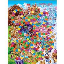 Candyland Game Cards Images