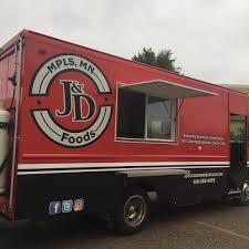 100 Food Trucks Minneapolis J D S Truck