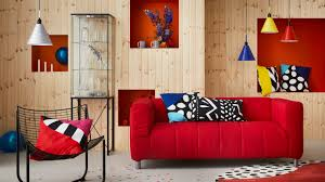 IKEA's Memphis-Inspired Vintage Collection Is Here ... 10 Red Couch Living Room Ideas 20 The Instant Impact Sissi Chair Palm Leaves And White Flowers Sofa Cover Two Burgundy Armchairs Placed In Grey Living Room Interior Home Designing A Design Guide With 3 Examples Jeremy Langmeads English Country Home For The Digital Age Brilliant Accessory Licious Image Glj Folding Lunch Break Back Summer Cool Sleep Ikeas Memphisinspired Vintage Collection Is Here Amazoncom Zuri Fniture Chaise Accent Chairs White Kitchen Stock Photo