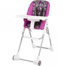 Cosco High Chair Seat Pad by Gorgeous Inspiration Evenflo Compact Fold High Chair Home Design