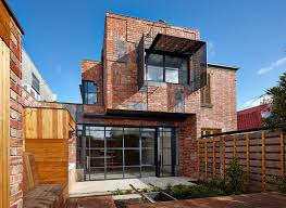 100 Architecture For Houses Cubo House PHOOEY Architects Melbourne Victoria