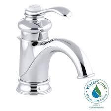 Kohler Fairfax Kitchen Faucet Cartridge by Kohler Fairfax Single Hole Single Handle Low Arc Bathroom Vessel