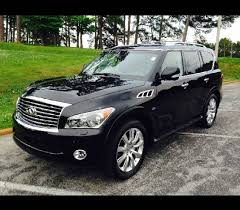 Test Drive: Infiniti QX80 Exudes Quiet Power | Times Free Press Infiniti Qx80 Wikipedia 2014 For Sale At Alta Woodbridge Amazing Auto Review 2015 Qx70 Looks Better Than It Rides Chicago Q50 37 Awd Premium Four Seasons Wrapup 42015 Qx60 Hybrid Review Kids Carseats Safety Part Whatisnewtoday365 Truck Images 4wd 4dr City Oh North Coast Mall Of Akron 2019 Finiti Suv Specs And Pricing Usa Used Nissan Frontier Sl 4d Crew Cab In Portland P7172a Preowned Titan Sv Baton Rouge I5499d First Test