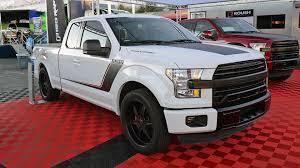2017 Roush F-150 Nitemare: SEMA 2016 Photo Gallery - Autoblog 2016 Ford F150 Roush Phase 2 Sc 2017 Lariat Need Front License Plate Mounted Forum Roushs 650 Horse Amazes Truck Fans At Sema Review Performance 2018 F250 Super Duty 2014 Roush Rt570 Truck Fx4 570hp Supercharged Ford F 150 14 Raptor New Raptor And Supercharged Offroad Like Custom 590hp Youtube Nitemare 600hp For Sale 060 In Arrives With 600 Hp