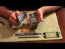 How to fix an iPhone Screen Glass Digitizer