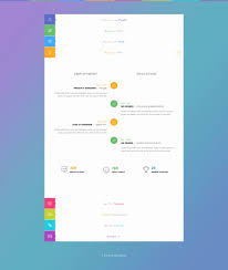 Envato Email Templates Inspirational Js Creative Vcard Resume Portfolio Psd Template By Metrothemes