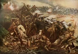 The Second Battle Of Ypres ,