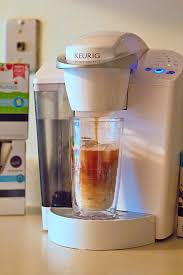 A Keurig Coffee Machine Is My Favorite Way To Make Iced And Other Brewed Beverages Over Ice BrewItUp BrewOverIce Shop
