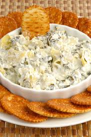 Puking Pumpkin Cheese Dip by Spinach Artichoke Dip Kitchme