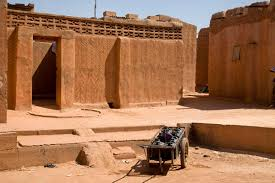 Pictures Of Adobe Houses by Adobe Houses In The Birni Quarter Of Zinder Zinder Town