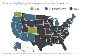states pot is map the state of marijuana pew research center