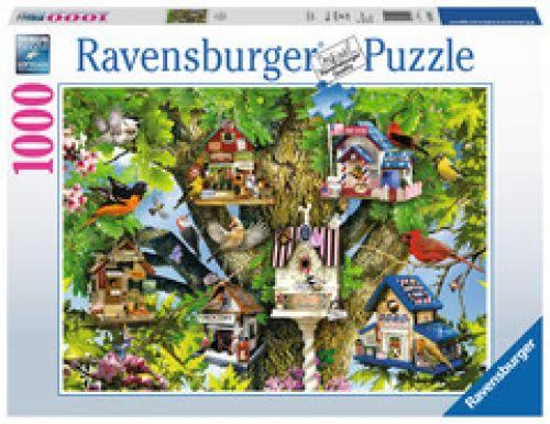 Ravensburger Bird Village Puzzle - 1000 Pieces