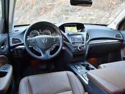 Does Acura Mdx Have Captains Chairs by Ratings And Review 2017 Acura Mdx Ny Daily News
