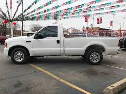 100 Long Bed Truck 2005 Used Ford Super Duty F250 REG CAB 2500 LONG BED At Midway