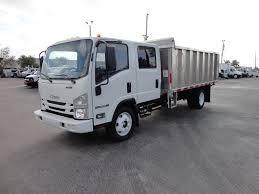 100 Npr Truck 2018 Used Isuzu NPR HD CREW CAB14FT ALUMINUM LANDSCAPE DUMP TRUCK