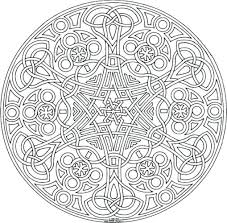 Full Image For Printable Advanced Coloring Pages Adults Colouring Free Mandala