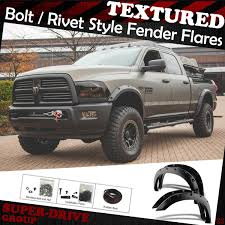 For 2010-2018 Dodge Ram 2500 3500 Pocket-Riveted Fender Flares Black ... 092014 F150 Smittybilt M1 Fender Flares Black Styleside Bushwacker Ram Truck Flare Installation Youtube Lund Intertional Bushwacker Products F Egr Bolton Look Bolt On 52017 Ford Pocket Style Review 3101911 Cout Tm Prepainted New Truck Fender Flares Not Right Hdware Bolton Matte 2018 Rough Country W Rivets Unpainted
