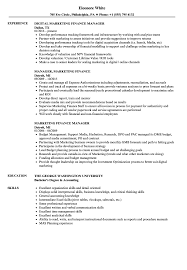 Marketing Finance Resume Samples | Velvet Jobs Finance Manager Resume Sample Singapore Cv Template Team Leader Samples Velvet Jobs Marketing 8 Amazing Examples Livecareer Public Financial Analyst Complete Guide 20 Structured Associate Cporate Entrylevel Cover Letter And Templates Visualcv New Grad 17836 Westtexasrerdollzcom