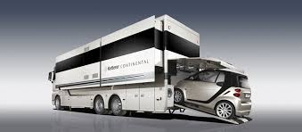 Mercedes Based Ketterer Continental RV Big Enough To Carry Your Smart