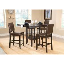 5 Piece Counter Height Dining Room Sets by Hillsdale Furniture Arcadia 5 Piece Counter Height Dining Set With