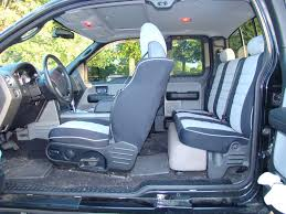 HIGHLY RECOMMENDED: Custom OEM Replacement Seat Covers - F150online ...