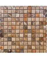 Valencia Scabos Travertine Tile by New Deals On Tumbled Travertine Tile