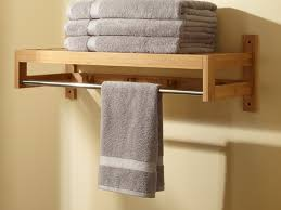 bathroom shelf with towel bar uk thedancingparent com