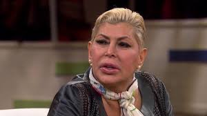 Big Ang Mural Address by Big Ang U0027would Rather Be Alone U0027 Than With Husband During Cancer