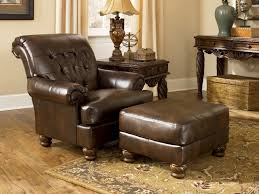 Claremore Antique Sofa And Loveseat by Fresco Durablend Antique Living Room Set From Ashley 63100