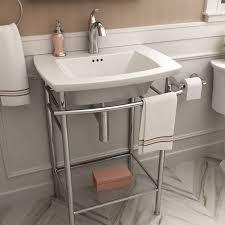 American Standard Retrospect Sink Console by American Standard Edgemere 25