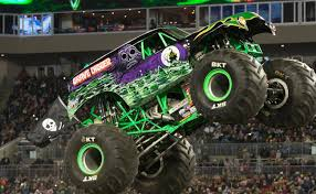 100 Monster Truck Show Miami Points Tighten In Stadium Championship Race Jam