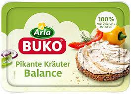arla buko pikante kräuter balance frischkäse 200 g
