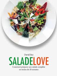 livre cuisine marmiton salade livre de cuisine david bez