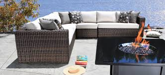 Furniture Grande Grey Black Wood Design Home Garden Luxury Outdoor Sea View Living Shape